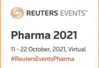 Reuters Pharma 2021, Media partner GeneOnline
